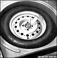1.34 Проверка состояния и замена шин