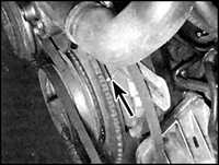 3.1.4 Порядок установки поршня 1-го цилиндра в ВМТ такта сжатия