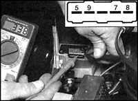 6.4 Измеритель потока воздуха BMW 3 (E30)