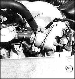 6.6 Регулятор давления топлива BMW 3 (E30)