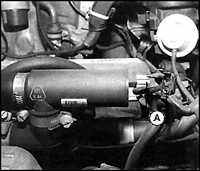 6.9 Воздушный корректор холостого хода BMW 3 (E30)