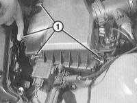 3.7 Замена фильтрующего элемента воздушного фильтра