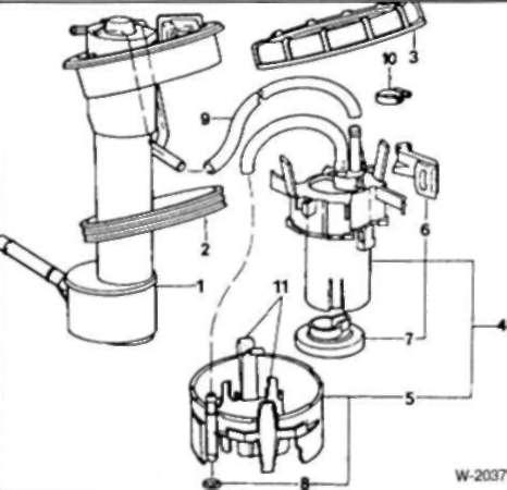 6.5 Двигатель М21