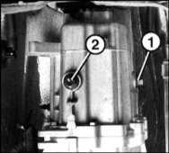 3.30  Замена трансмиссионного масла ручной коробки переключения передач