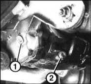 3.31  Замена смазочной жидкости дифференциала