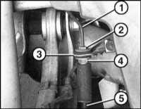 11.5 Снятие и установка задних тормозных суппортов
