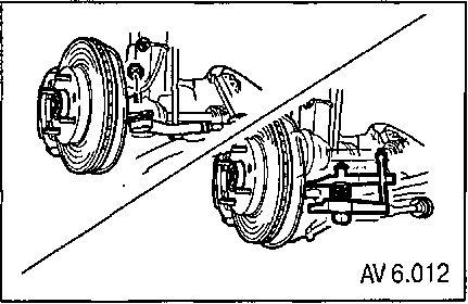 6.2 Замена наконечника рулевой тяги на автомобиле