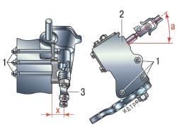 11.2 Рулевое управление с электромеханическим усилителем Chevrolet Niva