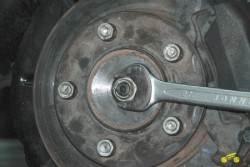 6.1 Передняя подвеска Chevrolet Niva
