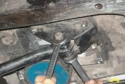 6.3 Задняя подвеска Chevrolet Niva