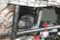 7.2 Осмотр и проверка рулевого управления на автомобиле Chevrolet Niva