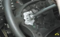 7.8 Снятие и установка рулевого колеса Chevrolet Niva