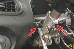 7.9 Замена валов рулевого управления Chevrolet Niva