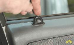 1.6 Двери Chevrolet Niva