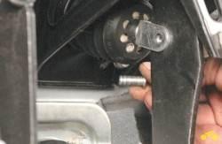8.7 Вакуумный усилитель тормозов Chevrolet Niva