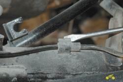 8.9 Замена шлангов и трубопроводов гидропривода тормозов Chevrolet Niva