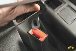 1.7 Ремни безопасности Chevrolet Niva