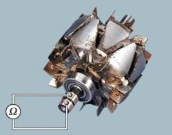 9.3 Генератор Chevrolet Niva
