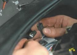 9.7 Выключатель (замок) зажигания Chevrolet Niva