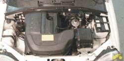 4.3 Снятие и установка декоративного кожуха двигателя
