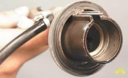 4.7 Очистка системы вентиляции картера Chevrolet Niva