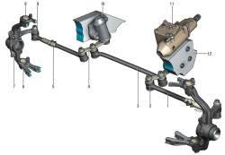 7.1 Особенности конструкции Chevrolet Niva