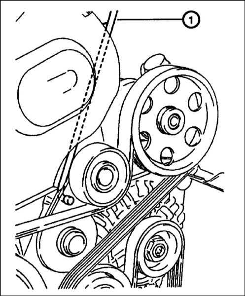 Замена ремня генератора ситроен берлинго 1.6 своими руками