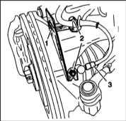 10.1 Снятие и установка приводных валов