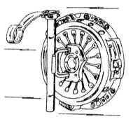 8.0 Сцепление Citroen Xantia