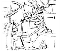 13.19 Рулевой механизм - общие сведения, снятие, капитальный ремонт и установка Citroen Xantia