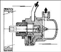 11.3 Насос высокого давления - общие сведения, снятие и установка