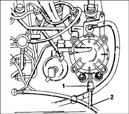 6.2.15 Турбокомпрессор - общие сведения и меры предосторожности