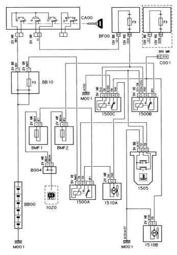 16.13 Вентилятор системы охлаждения дизельного двигателя (модели с турбонаддувом)
