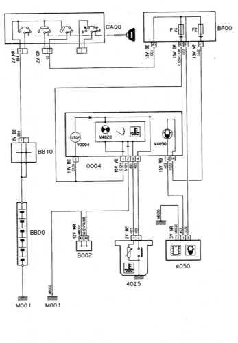 16.27 Система контроля за температурой и уровнем охлаждающей жидкости/попаданием воды в топливо (дизельные модели без турбонаддува)