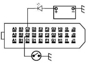 17.0 Диагностика систем электронного управления