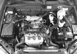 4.2.6 Проверка уровня и доливка рабочей жидкости в бачок гидроусилителя рулевого управления