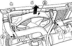 3.2.6 Вентилятор радиатора Daewoo Matiz