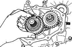 4.2.6 Разборка и сборка коробки передач Daewoo Matiz