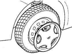 2.9.4 Замена колес
