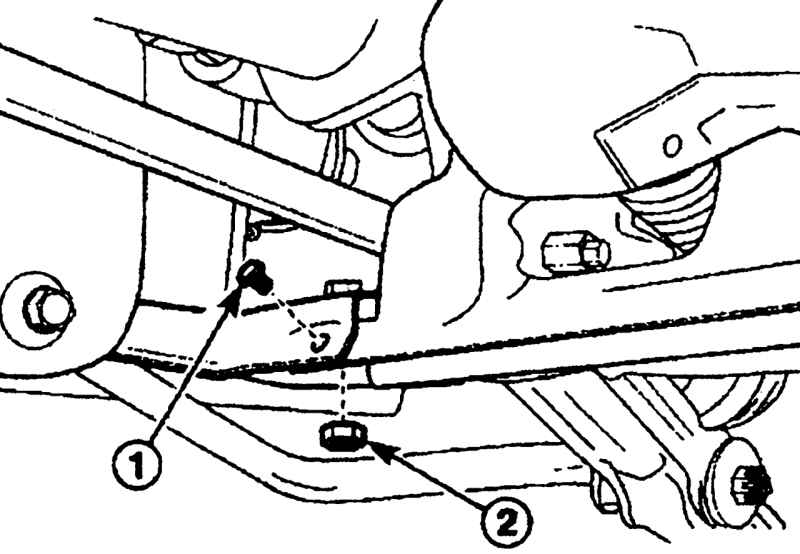 Замена передних рычагов на матизе