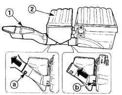 3.1.15 Снятие и установка двигателя