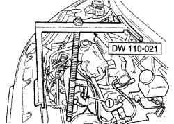 3.1.13 Подушка подвески двигателя