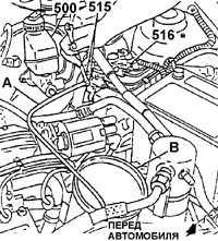18.37 Удаление воздуха из тормозного гидравлического привода вручную