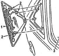 19.34 Вентиляционнай клапан (кузов хетчбек)