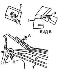 19.38 Крышка багажного отделения (кузов хетчбек)