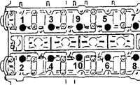 4.22 Головка блока цилиндров