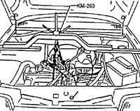 4.9 Опоры двигателя