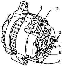 7.16 Ремонт генератора CS-130