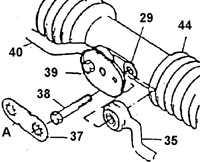 13.22 Рулевые тяги