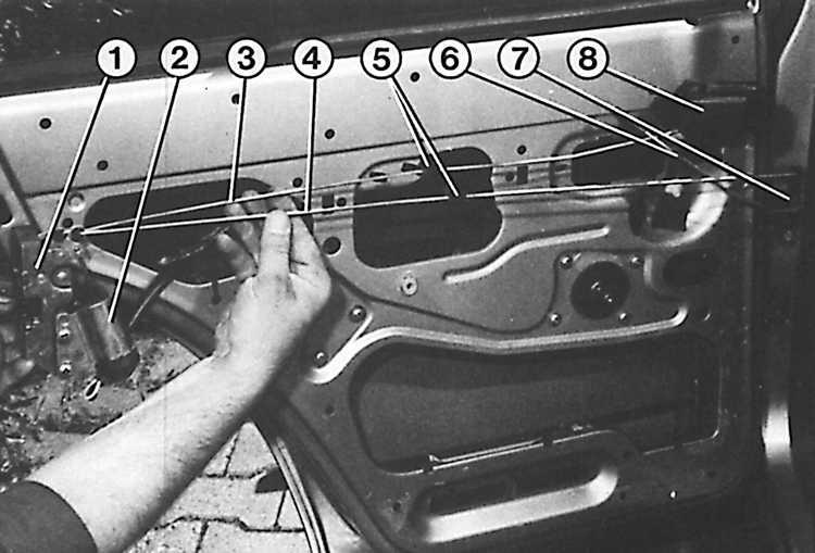 Как открыть форд эскорт